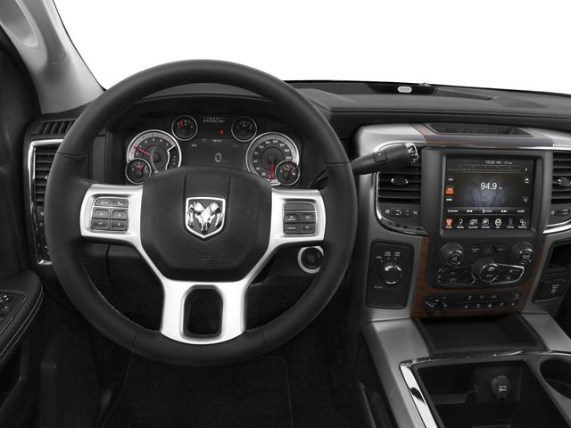 2015 Ram Truck 2500 Prices and Values Crew Cab Longhorn 4WD driver's dashboard