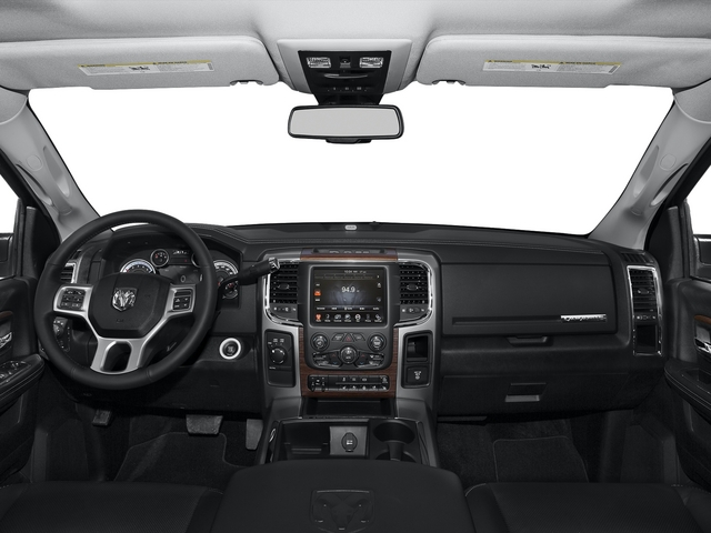 2015 Ram Truck 2500 Prices and Values Crew Cab SLT 2WD full dashboard