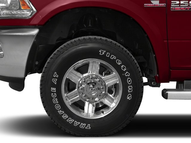 2015 Ram Truck 2500 Prices and Values Crew Power Wagon SLT 4WD wheel