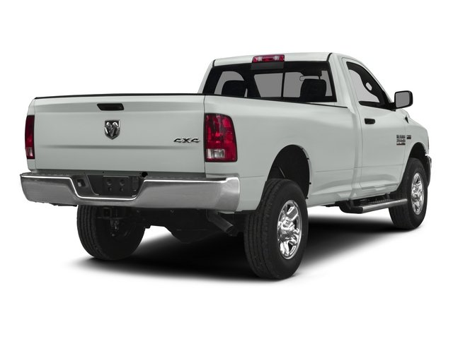 2015 Ram Truck 2500 Pictures 2500 Regular Cab Tradesman 4WD photos side rear view