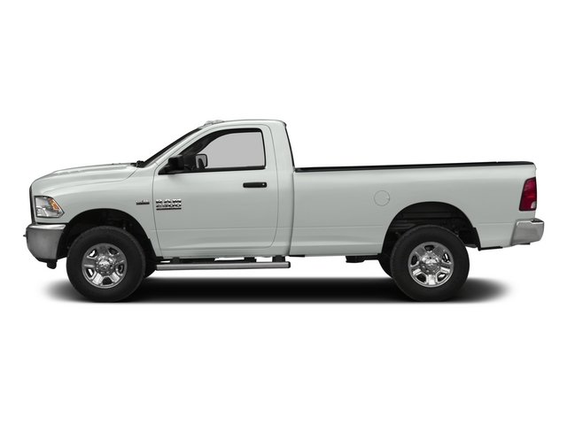 2015 Ram Truck 2500 Pictures 2500 Regular Cab Tradesman 4WD photos side view