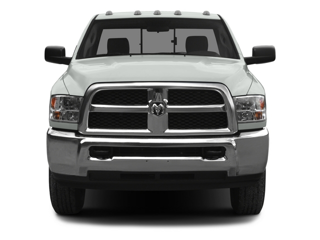 2015 Ram Truck 2500 Pictures 2500 Regular Cab Tradesman 4WD photos front view