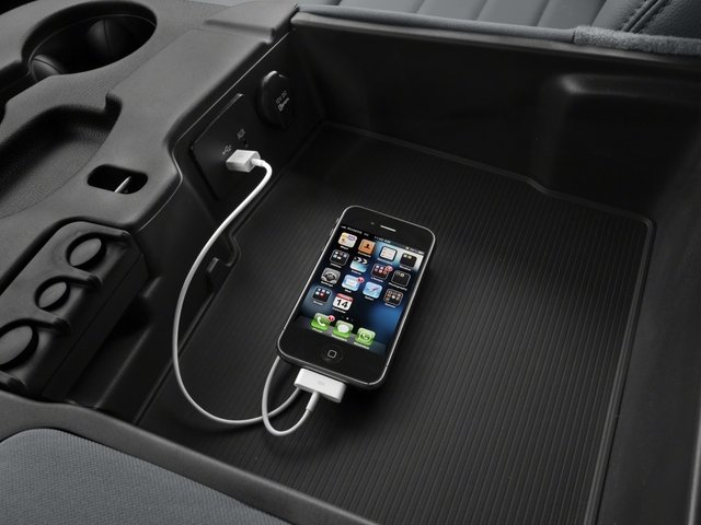 2015 Ram Truck 2500 Pictures 2500 Regular Cab SLT 4WD photos iPhone Interface
