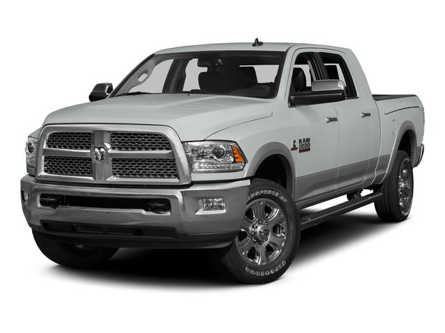2015 Ram Truck 3500 Pictures 3500 Mega Cab Limited 4WD photos side front view