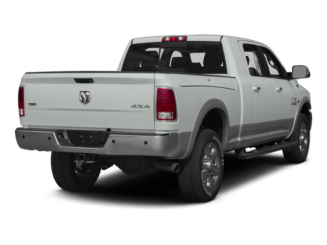 2015 Ram Truck 3500 Prices and Values Mega Cab Laramie 2WD side rear view