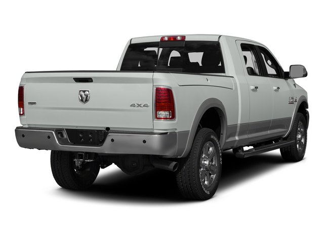 2015 Ram Truck 3500 Prices and Values Mega Cab Laramie 4WD side rear view