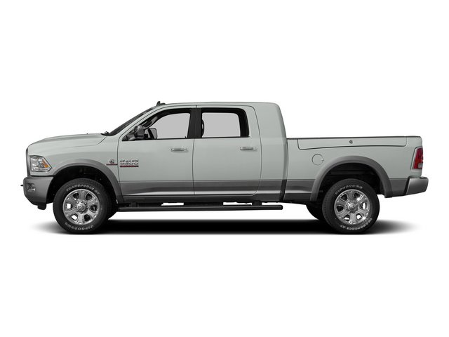 2015 Ram Truck 3500 Pictures 3500 Mega Cab Limited 4WD photos side view