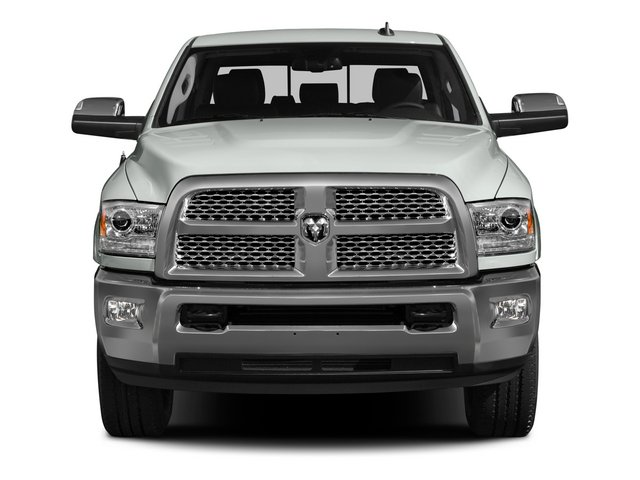2015 Ram Truck 3500 Prices and Values Mega Cab Longhorn 4WD front view