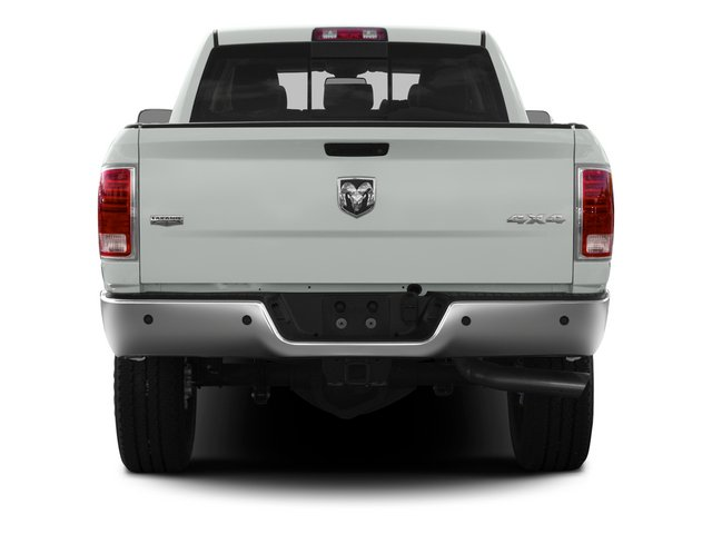 2015 Ram Truck 3500 Prices and Values Mega Cab Laramie 2WD rear view