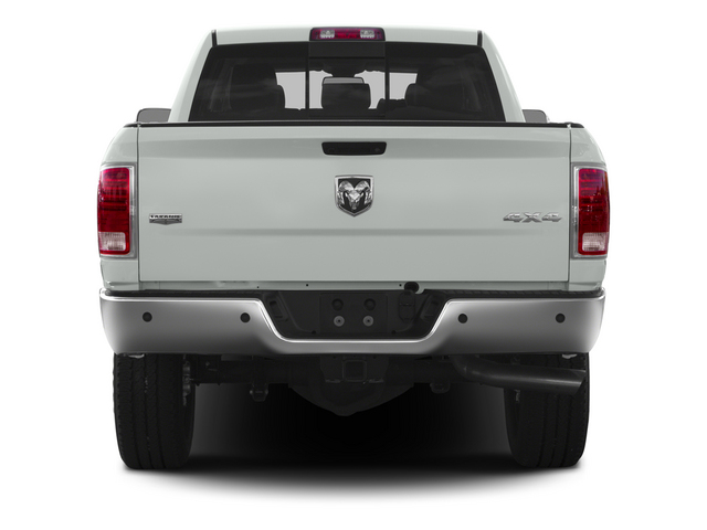 2015 Ram Truck 3500 Prices and Values Mega Cab SLT 4WD rear view