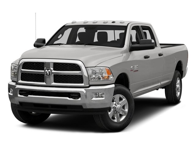 2015 Ram Truck 3500 Prices and Values Crew Cab SLT 4WD side front view