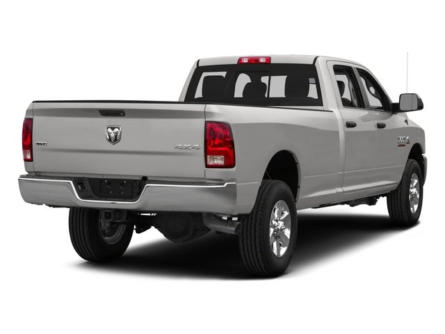 2015 Ram Truck 3500 Prices and Values Crew Cab SLT 4WD side rear view