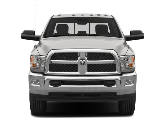 2015 Ram Truck 3500 Prices and Values Crew Cab Longhorn 4WD front view