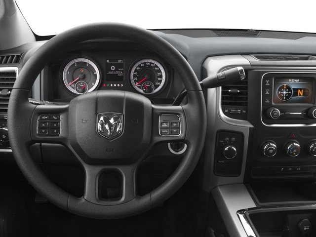 2015 Ram Truck 3500 Prices and Values Crew Cab SLT 4WD driver's dashboard
