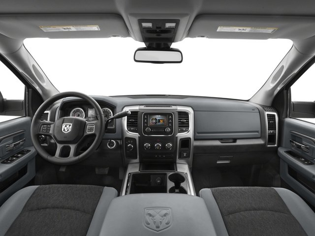 2015 Ram Truck 3500 Prices and Values Crew Cab SLT 4WD full dashboard