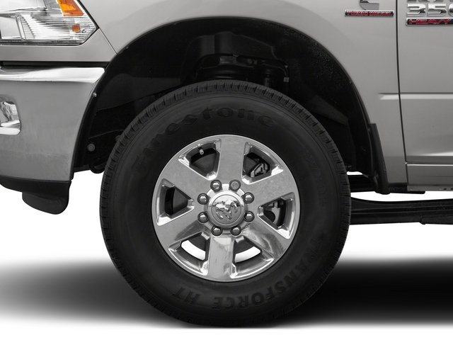 2015 Ram Truck 3500 Prices and Values Crew Cab SLT 4WD wheel