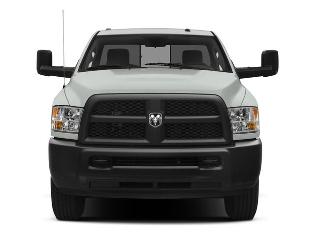 2015 Ram Truck 3500 Pictures 3500 Regular Cab Tradesman 2WD photos front view