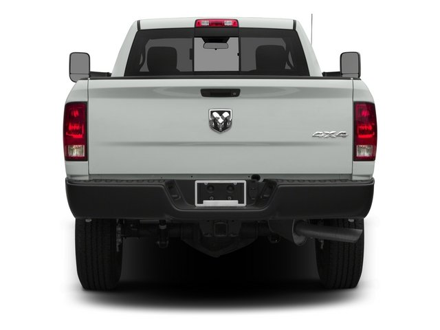 2015 Ram Truck 3500 Pictures 3500 Regular Cab Tradesman 4WD photos rear view