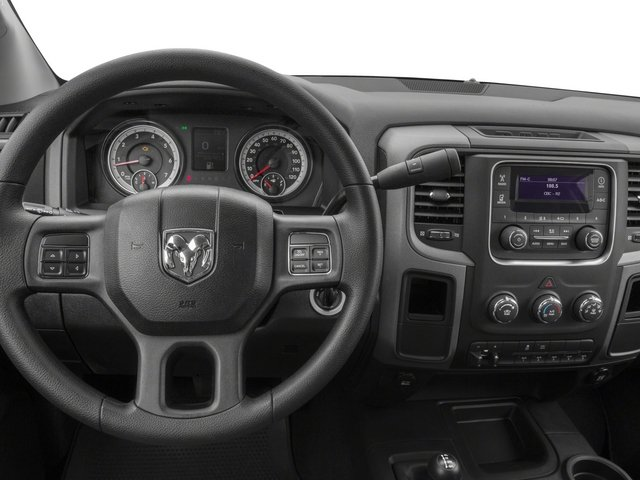 2015 Ram Truck 3500 Prices and Values Regular Cab SLT 4WD driver's dashboard