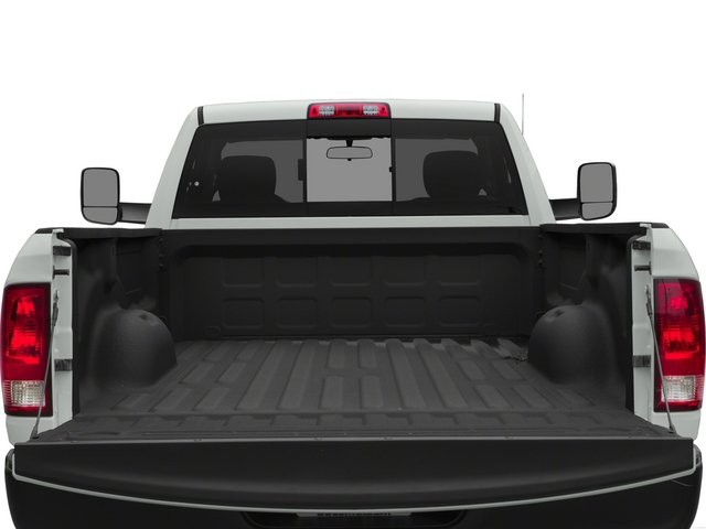 2015 Ram Truck 3500 Prices and Values Regular Cab SLT 4WD open trunk