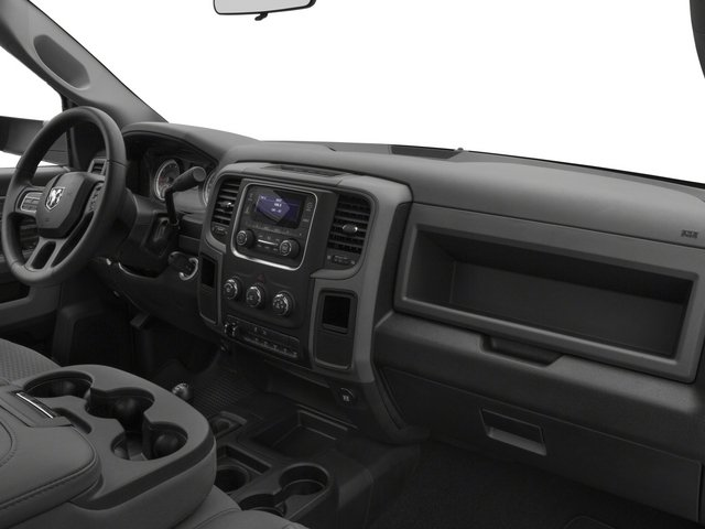 2015 Ram Truck 3500 Prices and Values Regular Cab SLT 4WD passenger's dashboard