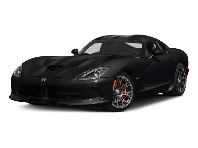 2015 Dodge Viper Prices and Values 2 Door Coupe side front view