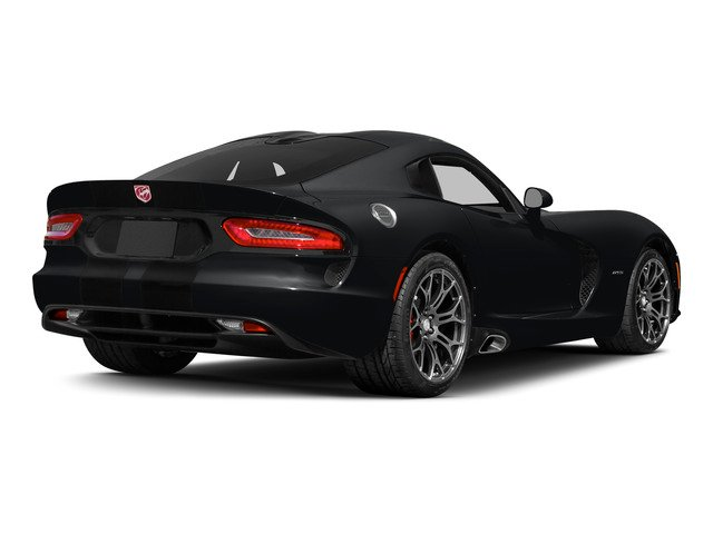 2015 Dodge Viper Prices and Values 2 Door Coupe side rear view