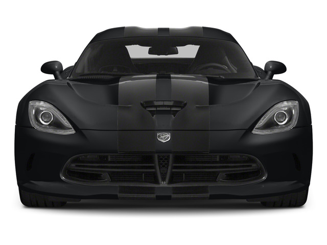 2015 Dodge Viper Pictures Viper 2 Door Coupe photos front view