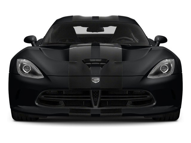 2015 Dodge Viper Prices and Values 2 Door Coupe front view