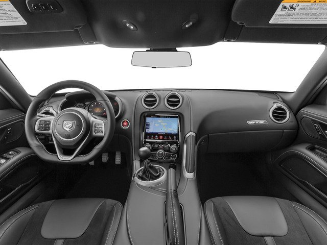 2015 Dodge Viper Pictures Viper 2 Door Coupe photos full dashboard
