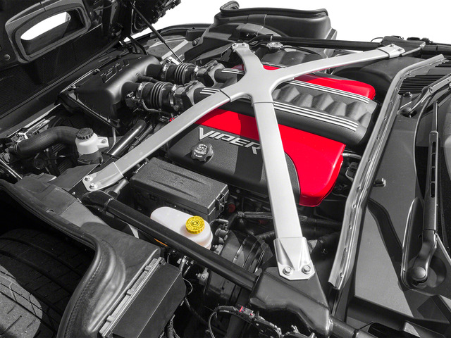 2015 Dodge Viper Pictures Viper 2 Door Coupe photos engine