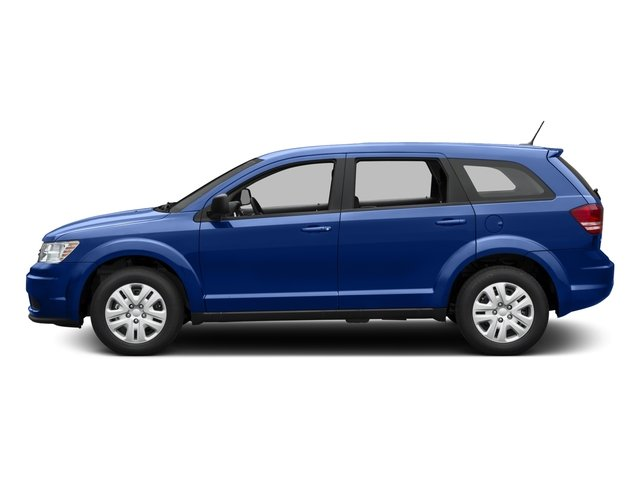 2015 Dodge Journey Prices and Values Utility 4D SXT 2WD side view