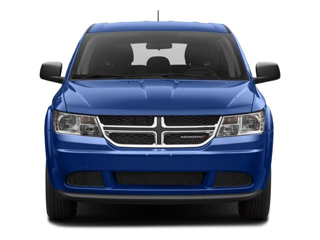 2015 Dodge Journey Prices and Values Utility 4D SXT 2WD front view