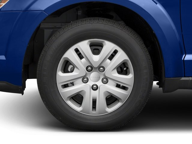 2015 Dodge Journey Prices and Values Utility 4D SXT 2WD wheel