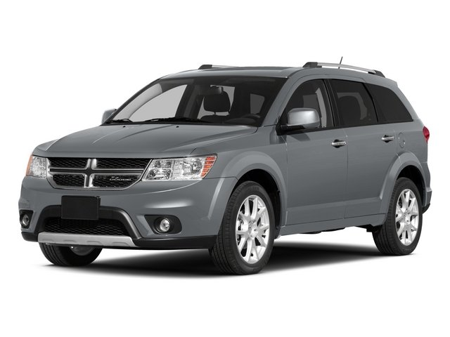 2015 Dodge Journey Pictures Journey Utility 4D R/T 2WD photos side front view