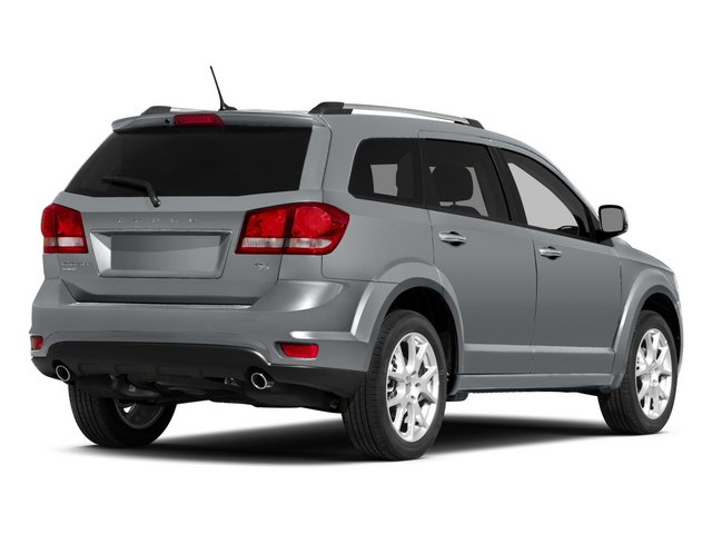 2015 Dodge Journey Pictures Journey Utility 4D R/T 2WD photos side rear view