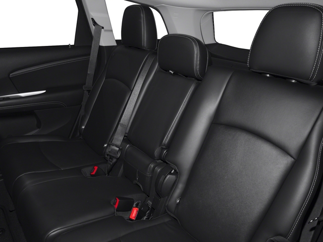 2015 Dodge Journey Pictures Journey Utility 4D R/T 2WD photos backseat interior