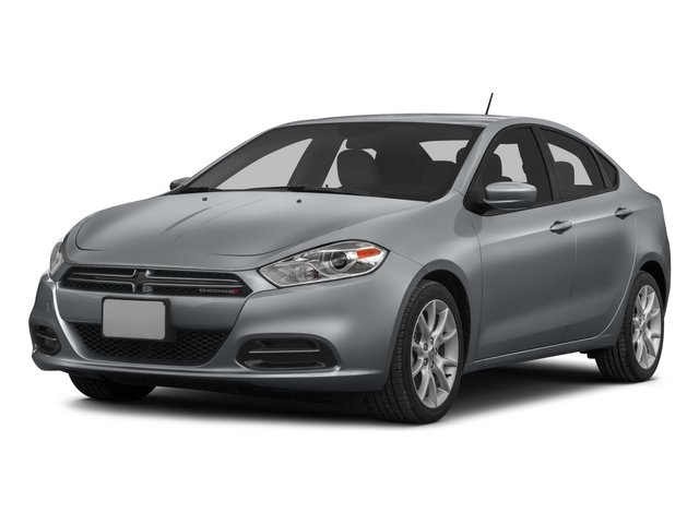2015 Dodge Dart Prices and Values Sedan 4D GT I4 side front view