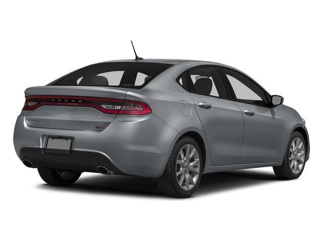 2015 Dodge Dart Prices and Values Sedan 4D SXT I4 side rear view