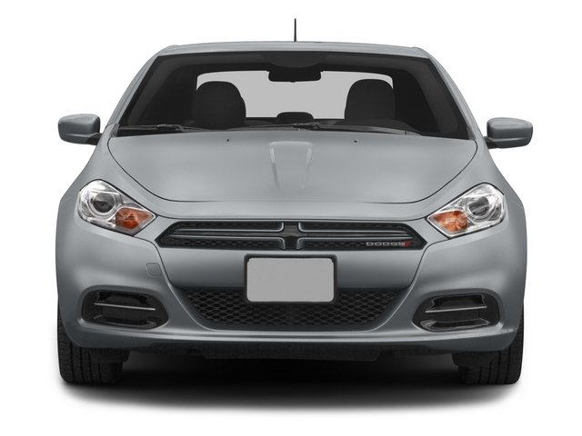 2015 Dodge Dart Prices and Values Sedan 4D Limited I4 front view