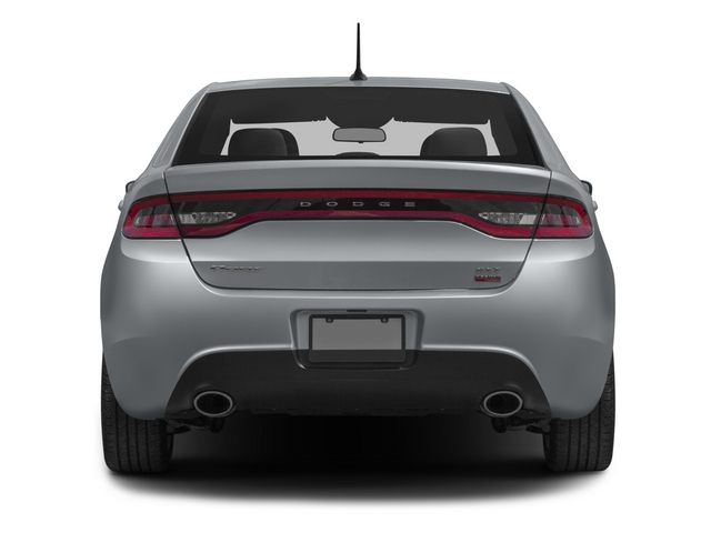 2015 Dodge Dart Prices and Values Sedan 4D SXT I4 rear view