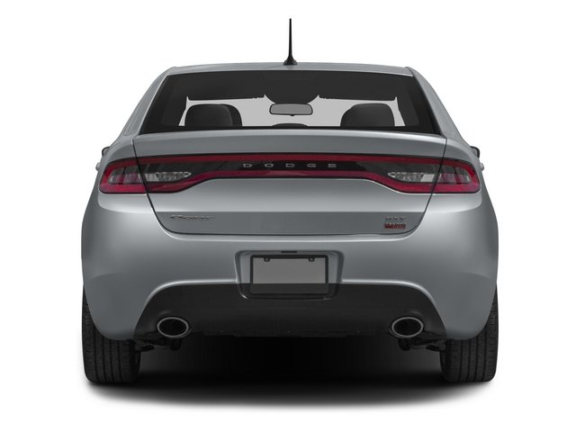2015 Dodge Dart Prices and Values Sedan 4D Limited I4 rear view