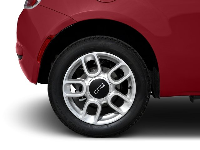 2015 FIAT 500 Pictures 500 Hatchback 3D Sport I4 photos wheel