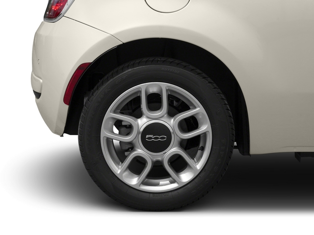 2015 FIAT 500c Prices and Values Convertible 2D Lounge I4 wheel