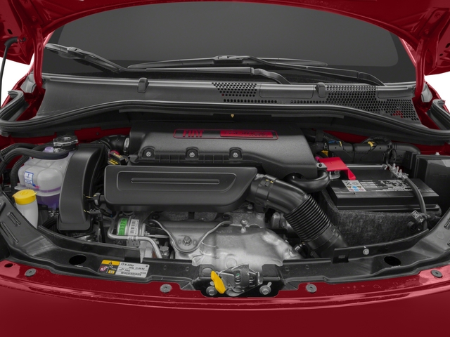 2015 FIAT 500 Prices and Values Hatchback 3D I4 Turbo engine