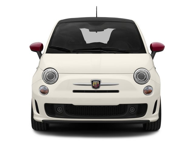2015 FIAT 500 Pictures 500 Hatchback 3D Abarth I4 photos front view