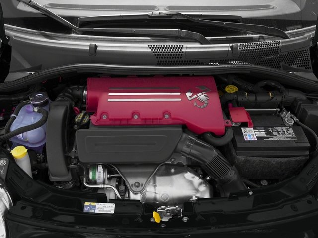 2015 FIAT 500c Prices and Values Convertible 2D Abarth I4 engine