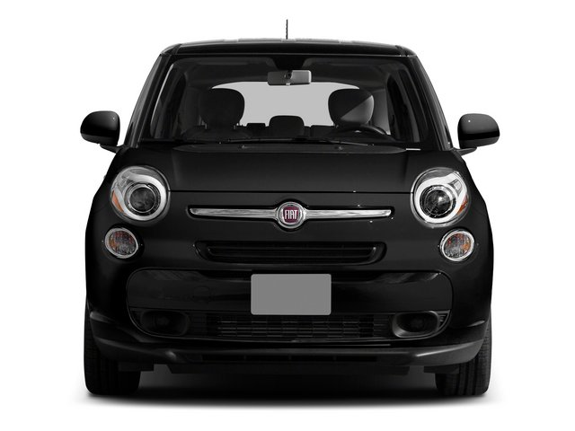 2015 FIAT 500L Pictures 500L Hatchback 5D L Easy I4 Turbo photos front view