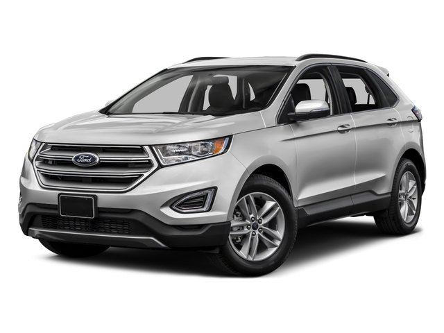 2015 Ford Edge Pictures Edge Utility 4D Titanium 2WD V6 photos side front view