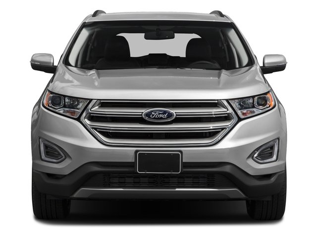 2015 Ford Edge Pictures Edge Utility 4D SE AWD I4 Turbo photos front view